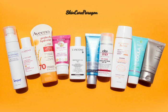 Find Out The Best Face Moisturizer With SPF For Sensitive And Oily Skin