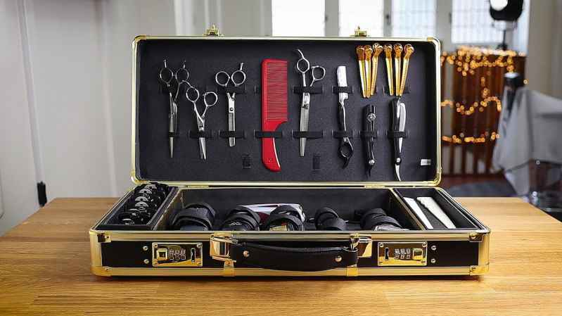 Barber Case for Clippers