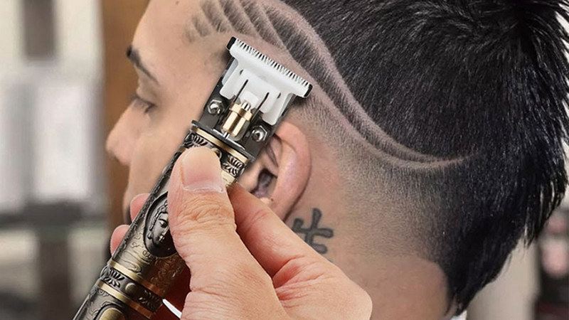 Ornate Hair Clipper