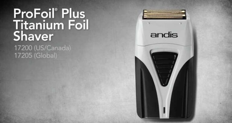 Andis Profoil Lithium Plus Shaver Review in 2021 Updated