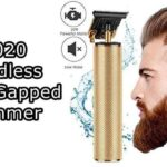 Cordless Zero Gapped Trimmer