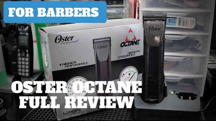 Oster Octane Heavy Duty 76550100 Cordless Clipper Review of 2021